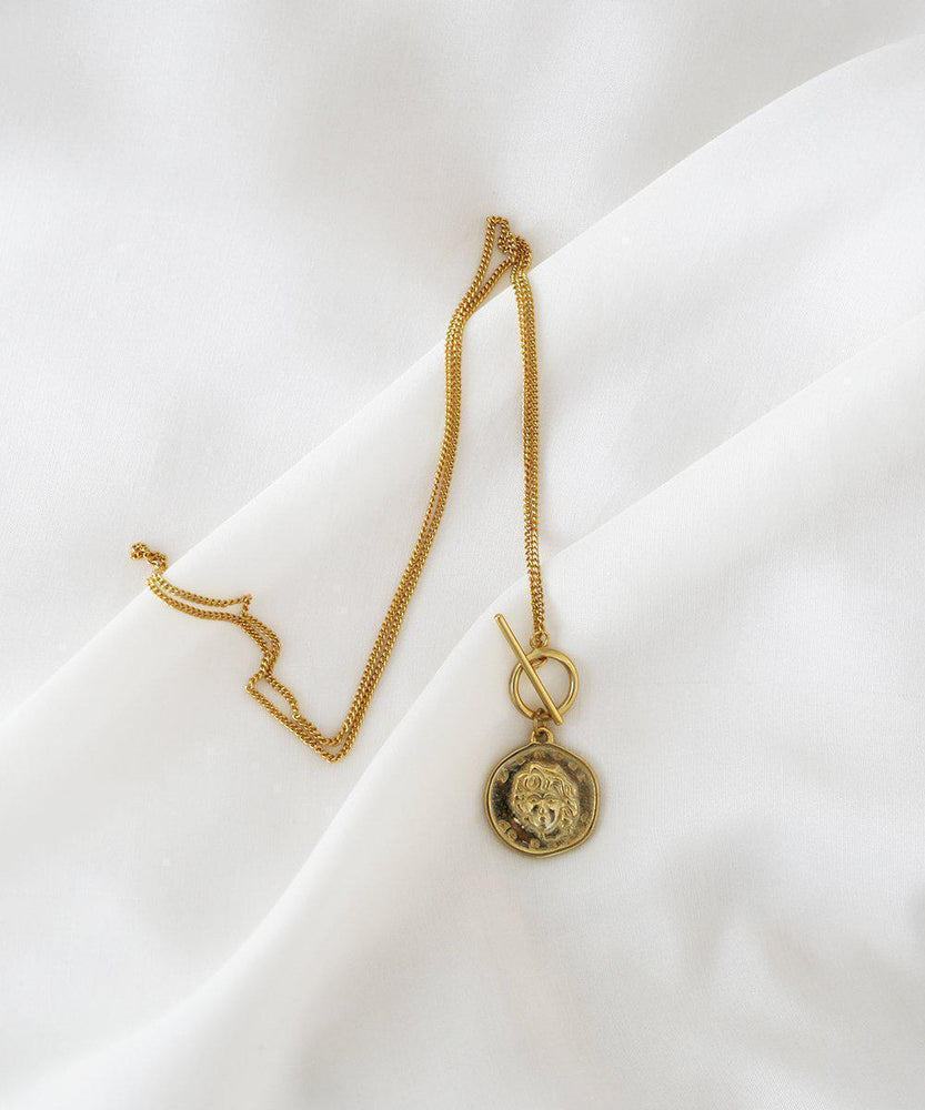 Fia Necklace - Gold