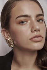 Gala Studs - Gold - earrings - monday merchant