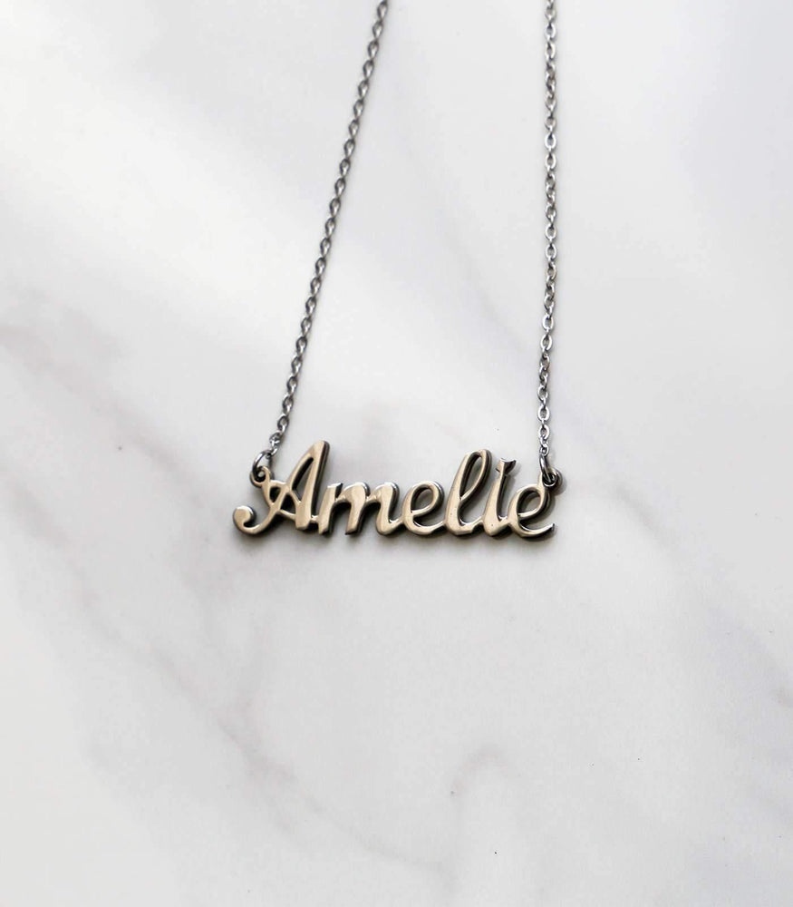 Italic Customs | Personalised Necklaces - necklace - monday merchant