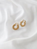 Knotted Hoops - Gold | Silver