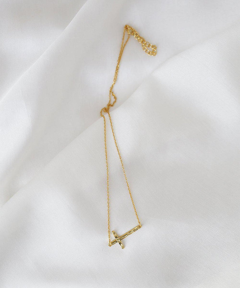 Saint Necklace - Gold