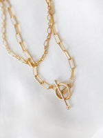 Seeing Double Necklace - Gold Pre-Order - necklace - monday merchant