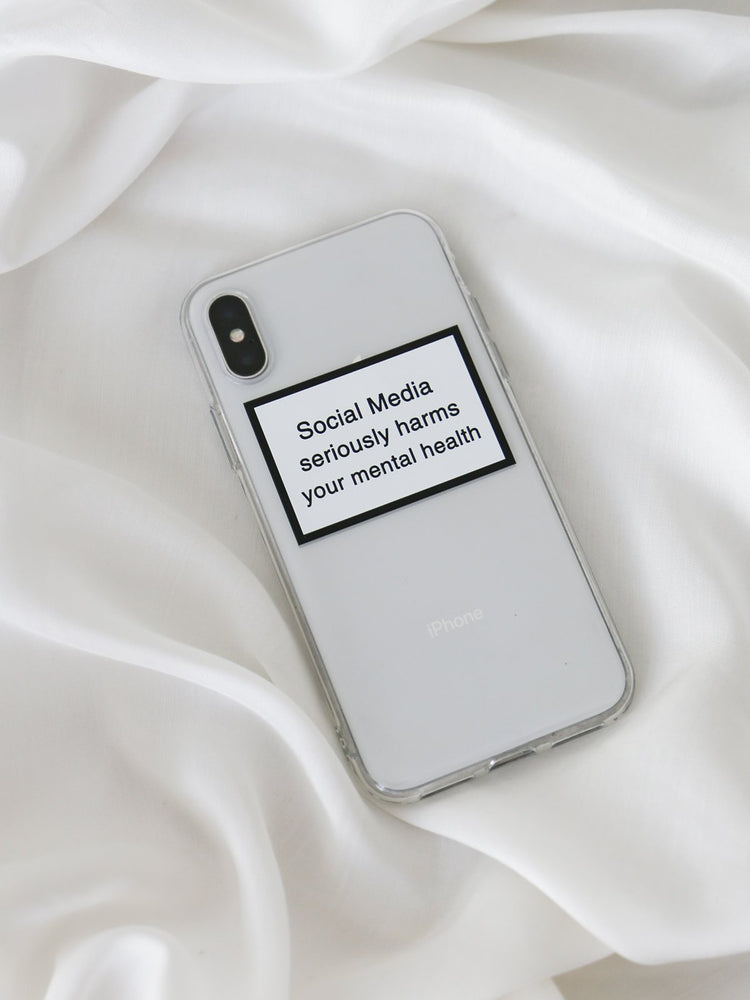 Social Social Social iPhone Case - Phone Case - monday merchant