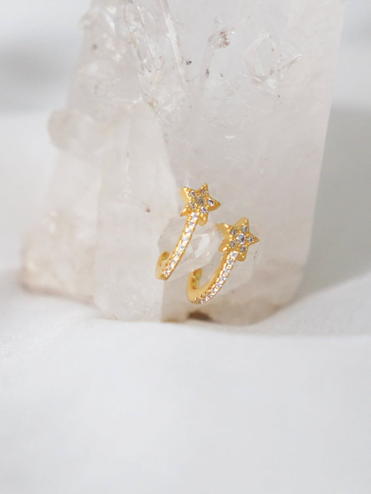 Starlight Studs - Gold | Silver
