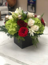 Mix Color Holiday Arrangement