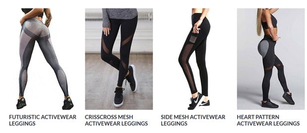 Women Activewear - Gym - Workout Clothes