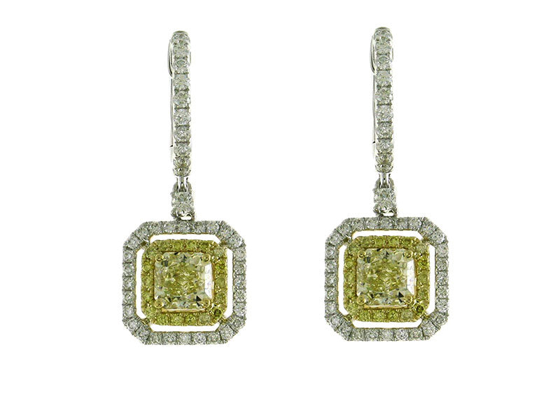 18kwy Diamond 0.67 Small YD 0.26 YD 1.14 Earring