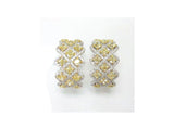 18kw Diamond1.04 YD 3.39 Earring
