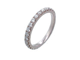 18k White Gold 0.94ctw. Diamond Ring