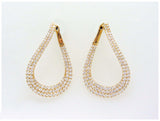 18ky Diamond 2.87 Earring