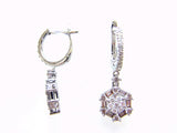 18kw Diamond 1.59 Earring