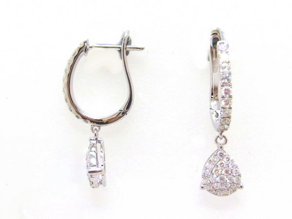 Copy of 18kw Diamond 1.59 Earring