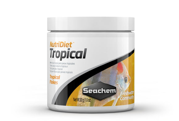 Seachem Fish Food