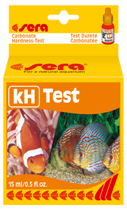 Sera Alkalinity KH Carbonate Hardness Test Kit