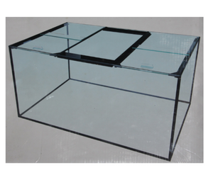 Glass Fish Tank 60cm * in store pickup only *   - Tall version