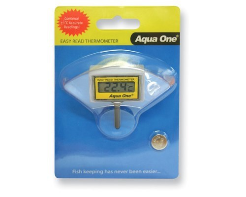 Aqua One Easy Read Submersible Digital thermometer