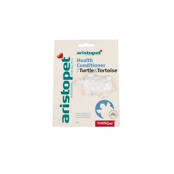 Aristopet Turtle health Calcium conditioner Block 10g