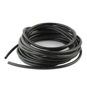 Aquarium Airline tubing 4mm Black 100m Roll