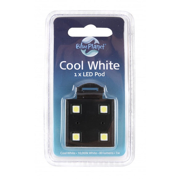AquaSyncro / Blue Planet Cool White LED Pod