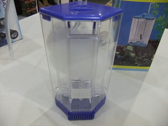 Air operated Corner Box Aquarium Filter -  Jumbo