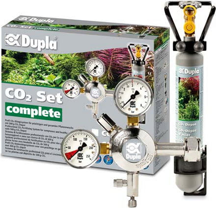 Dupla CO2 Set Pro 500 - Includes Dupla 1.5kg CO2 bottle !!