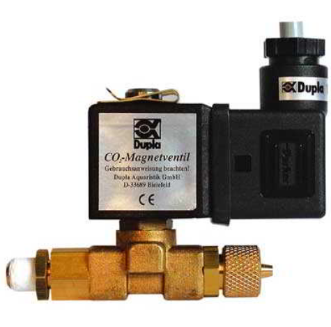 Dupla CO2 Magnetic Valve