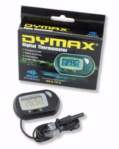 Dymax External Digital Aquarium Thermometer