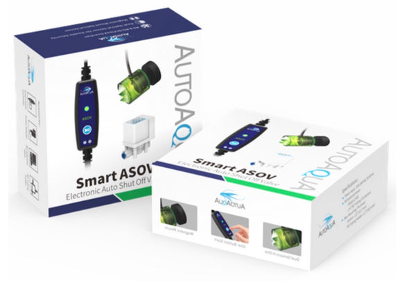 Auto Aqua Smart AVOS - Electronic Auto Shut Off Valve