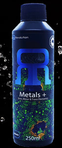 Reef Revolution Metals + 1000ml  - Enhances Green