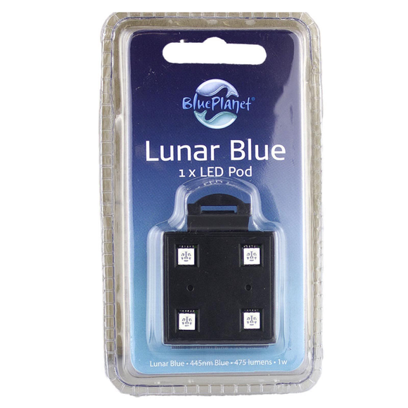 AquaSyncro / Blue Planet Lunar Blue LED Pod