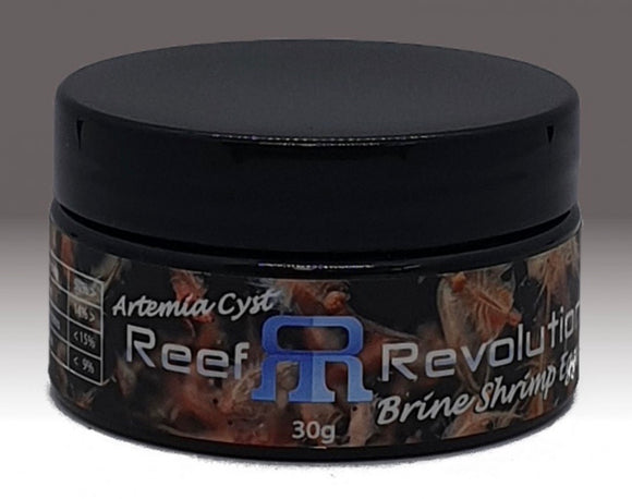 Reef Revolution Brine Shrimp Eggs 30g