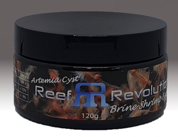 Reef Revolution Brine Shrimp Eggs 120g