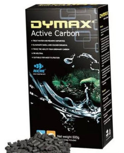 Dymax Activated Carbon 500gm