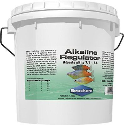 Seachem Alkaline Regulator 4kg