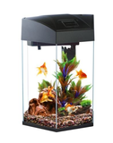 Blue Planet Hexagonal Glass HPLED Hexa Nano Fish tank Aquarium 21 Litres
