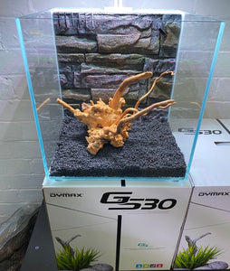 Dymax GS30 Aquarium - Black   * in store pickup only *
