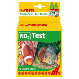 Sera NO2 Nitrite Test Kit - Monitoring Nitrite Levels in Water