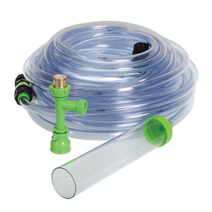 Python No Spill Clean and Fill Aquarium Maintenance System, 50ft hose