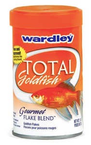 Wardley Total Goldfish Flake 71gm