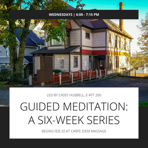Z Guided Meditation: A Six-Week Series