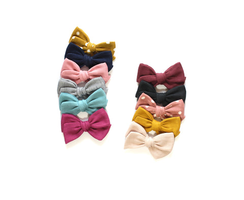 Chunky Knot Bows