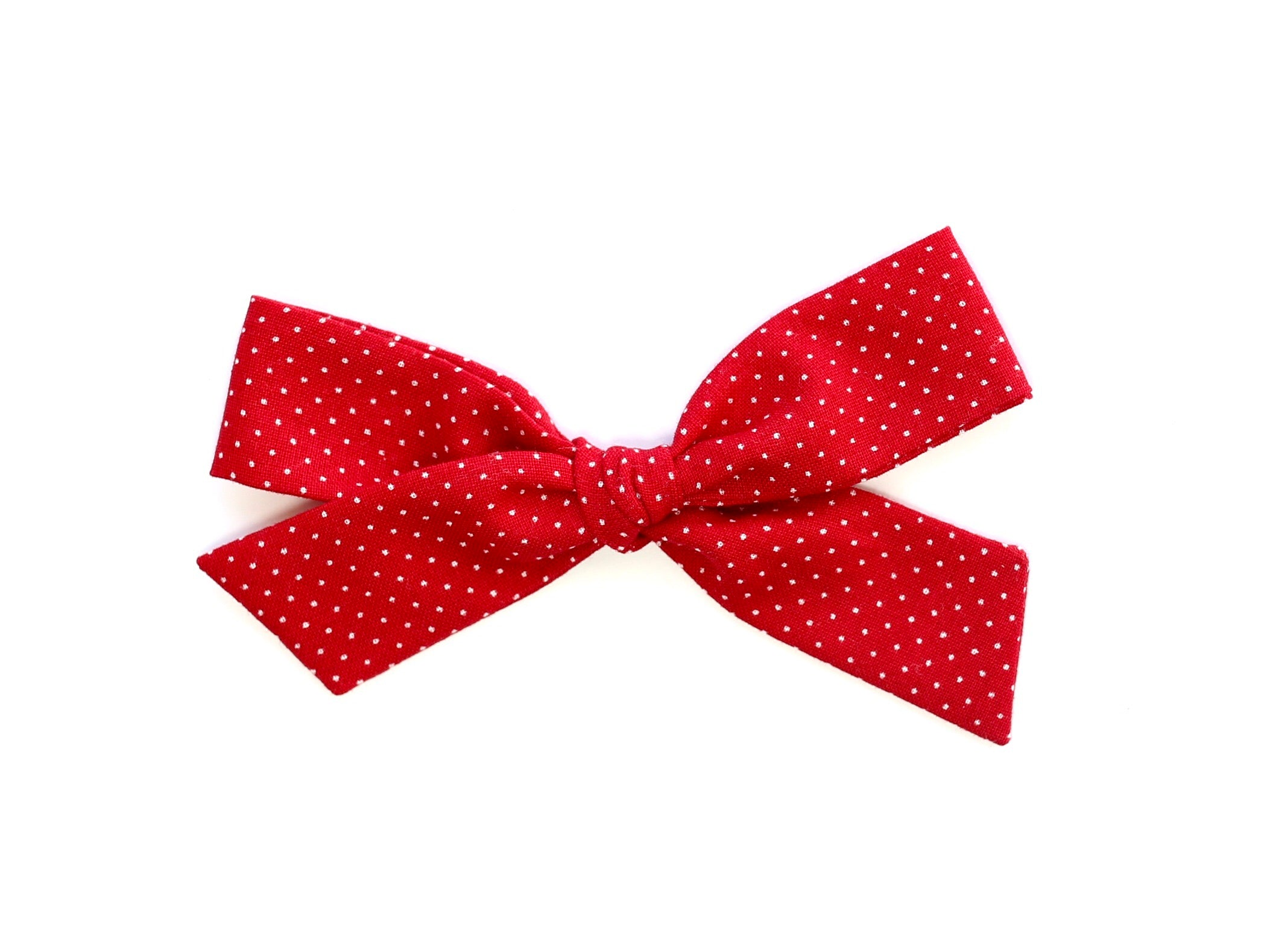 Red Pin Dot | Large Schoolgirl