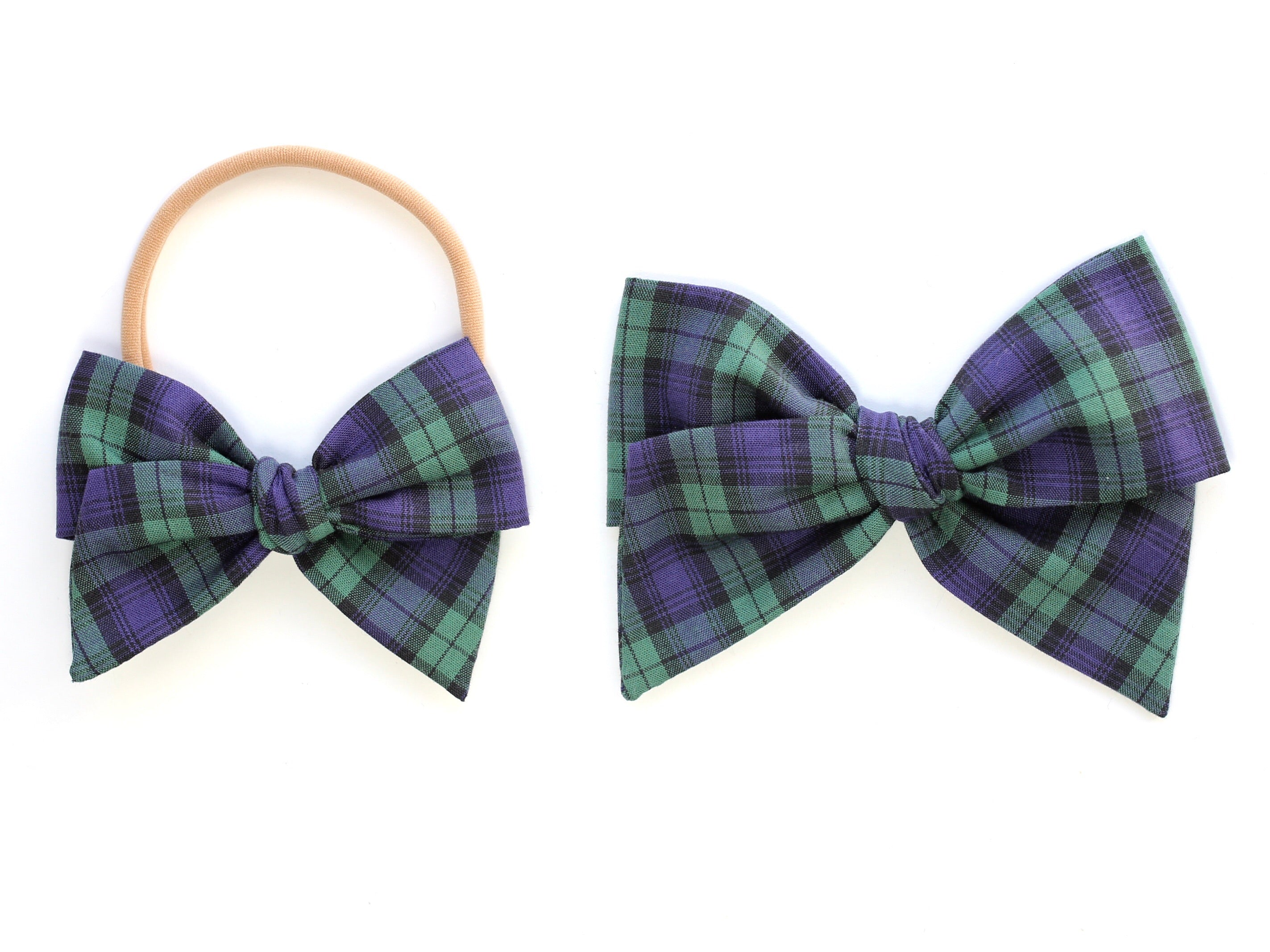 Garland Plaid | Chunky Knot