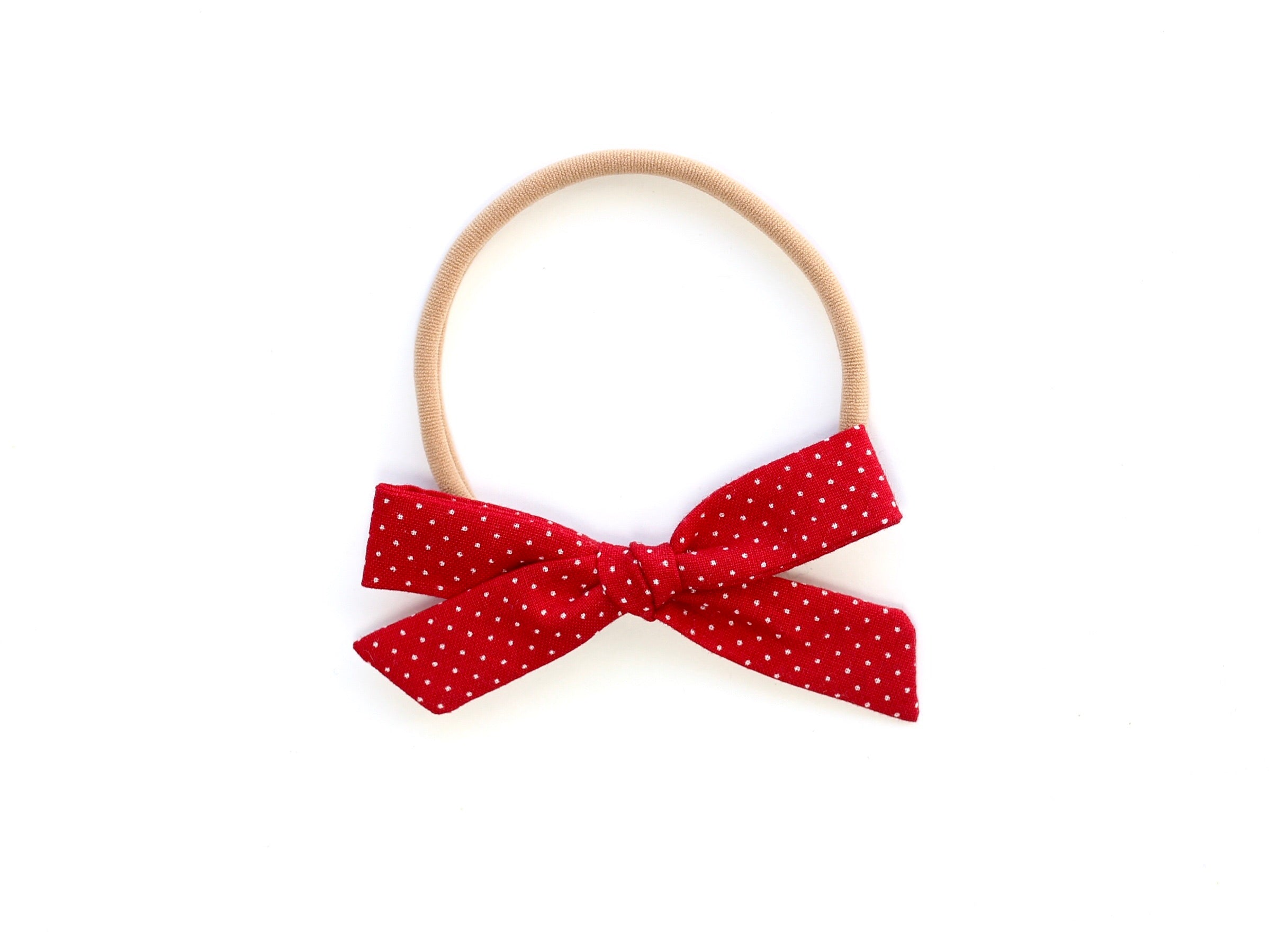 Red Pin Dot | Small Schoolgirl
