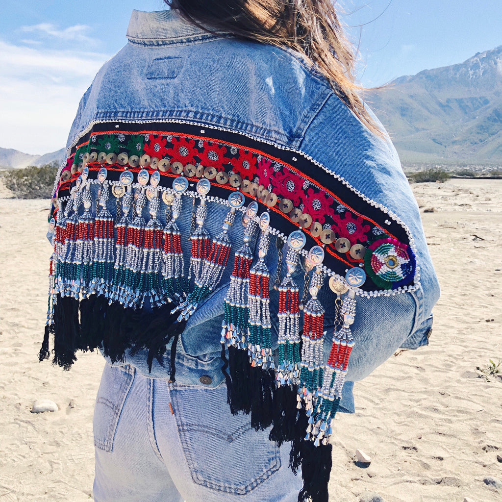 THE GIRL TRIBE JACKET