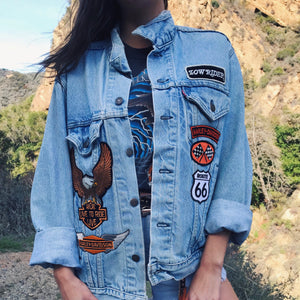 ROUTE 66 JACKET