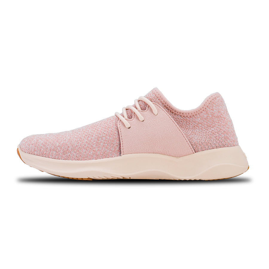 Women's Everyday - Dusty Rose on Off White
