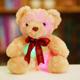 "Glowing Bear Plush (9""/25cm)"