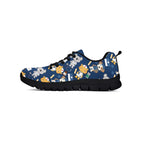 Super Health Friends Blue Sneakers