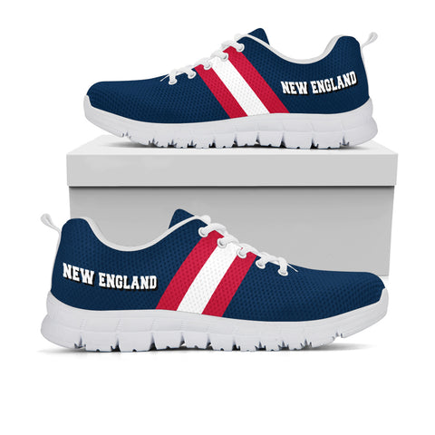 New England Fan Sneakers